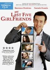 My Last Five Girlfriends DVD