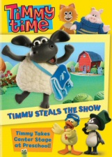 Timmy Time: Timmy Steals the Show DVD