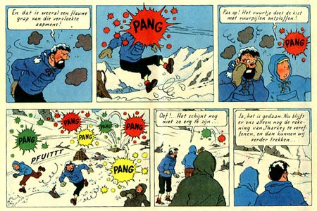 From Tintin in Tibet