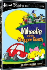 Wheelie and the Chopper Bunch: Complete Series DVD