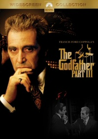 Godfather Part III DVD