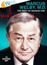 Marcus Welby MD: Best of Season 1 DVD