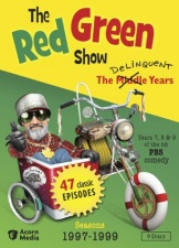 The Red Green Show: The Delinquent Years DVD