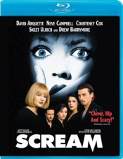 Scream Blu-Ray
