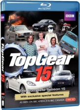 Top Gear Season 15 Blu-Ray