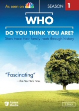 Who Do You Think You Are? Season 1 DVD