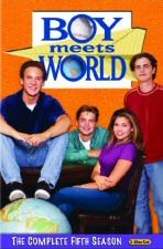 Boy Meets World Season 5 DVD