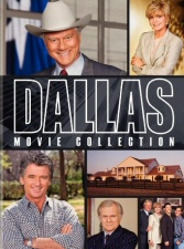 Dallas Movie Collection DVD