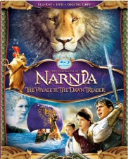Narnia: Voyage of the Dawn Trader Blu-Ray