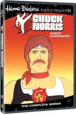 Chuck Norris: Karate Kommandos Complete Series DVD
