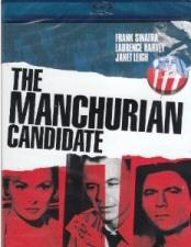 Manchurian Candidate Blu-Ray