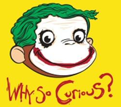 Why So Curious? - Threadless