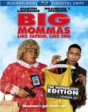 Big Mommas: Like Father, Like Son Blu-Ray