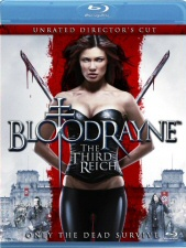 Bloodrayne: The Third Reich Blu-Ray