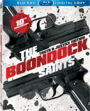 Boondock Saints Blu-Ray