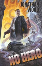 No Hero book