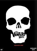 Venture Bros. Season 1 DVD