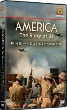 America: Story of Us: Rise of a Superpower DVD