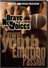 Brave New Voices 2010 DVD