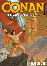 Conan the Adventurer: Season One DVD
