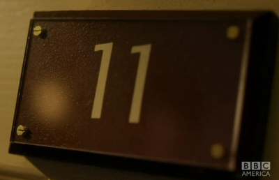11 room number from the Doctor Who trailer