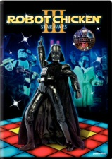 Robot Chicken: Star Wars Episode III DVD