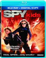 Spy Kids Blu-Ray