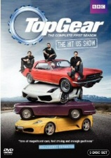 Top Gear US: The Complete First Season DVD