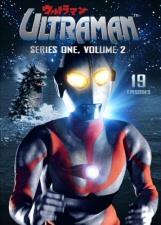 Ultraman Series 1, Vol. 2 DVD