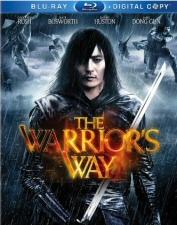 Warrior's Way Blu-Ray
