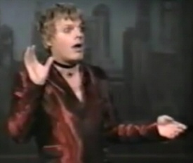 Eddie Izzard: First Letterman Appearance