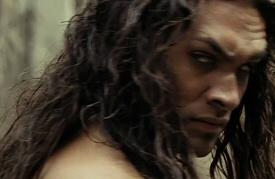 Jason Momoa as Conan the Barbarian