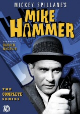 Mickey Spillane's Mike Hammer: The Complete Series DVD