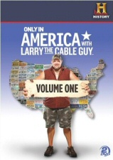 Only in America With Larry the Cable Guy Vol. 1 DVD