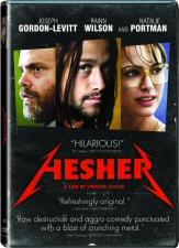 Hesher DVD