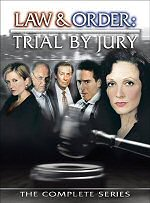 Law and Order: Trial By Jury: The Complete Series DVD