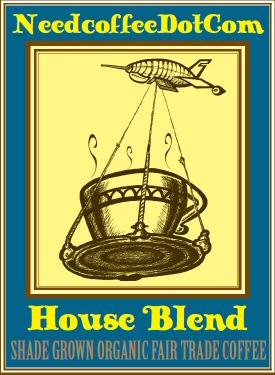 Need Coffee Dot Com House Blend Coffee