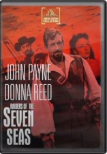 Raiders of the Seven Seas DVD