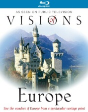 Visions of Europe Blu-Ray