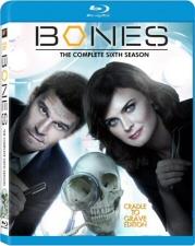 Bones: The Complete Sixth Season Blu-Ray