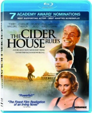The Cider House Rules Blu-Ray