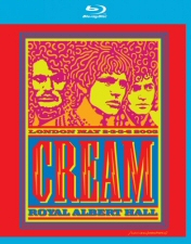 Cream: Royal Albert Hall 2005 Blu-Ray