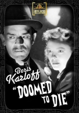 Doomed to Die DVD