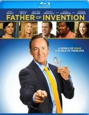 Father of Invention Blu-Ray