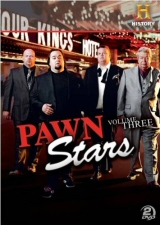 Pawn Stars, Vol. 3 DVD
