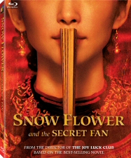 Snow Flower and the Secret Fan Blu-Ray