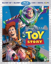 Toy Story 3D Blu-Ray