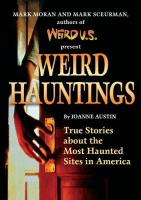 Weird Hauntings