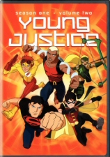 Young Justice Season 1, Vol. 2