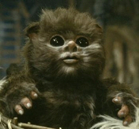 Baby Ewok